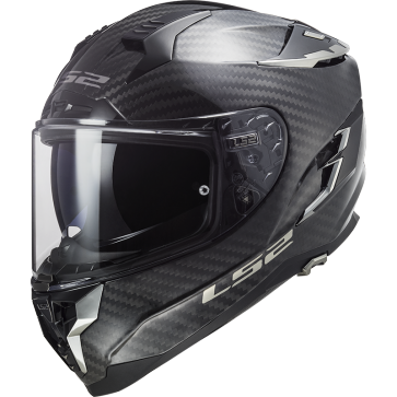 Casco Challenger solid carbon