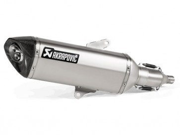 SLIP ON AKRAPOVIC INOX S-H3SO5-HRSS