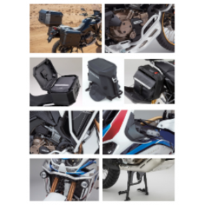 Travel Pack Plastic, Africa Twin Adventure